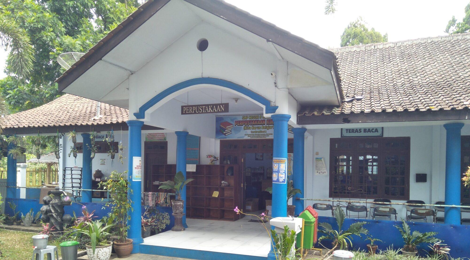 Perpustakaan Kihajar